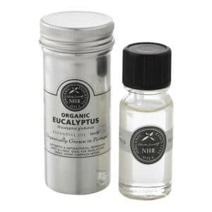 eucalyptus æterisk olie