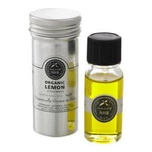 Økologisk citron lemon æterisk olie