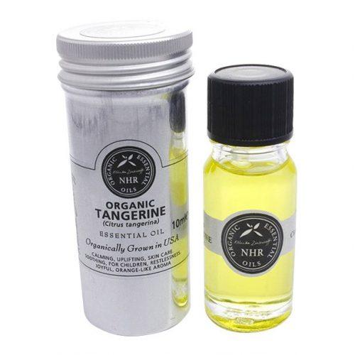 mandarin æterisk olie