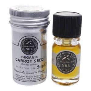 carrot seed æterisk olie gulerod