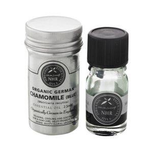 Tysk Kamilleolie German (blue) chamomile essential oil