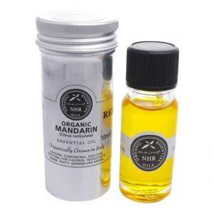 Rød Mandarin æterisk olie
