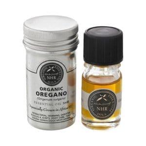 Økologisk Oregano Æterisk Olie