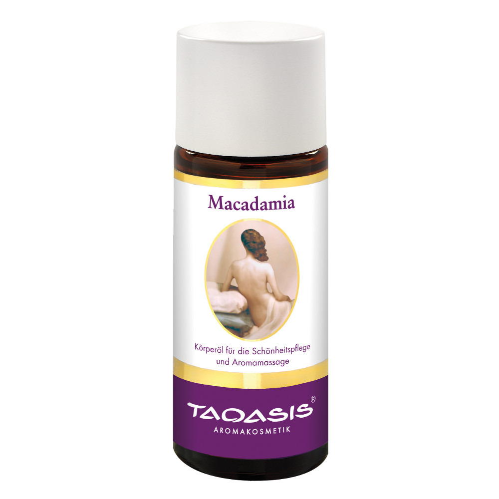 Macadamia Massageolie 50 ml