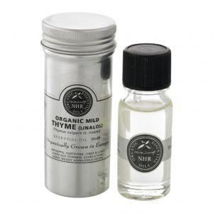 økologisk timian thyme essential oil
