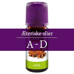 Æteriske olier A-D