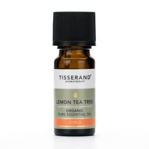 tisserand lemon tea tree