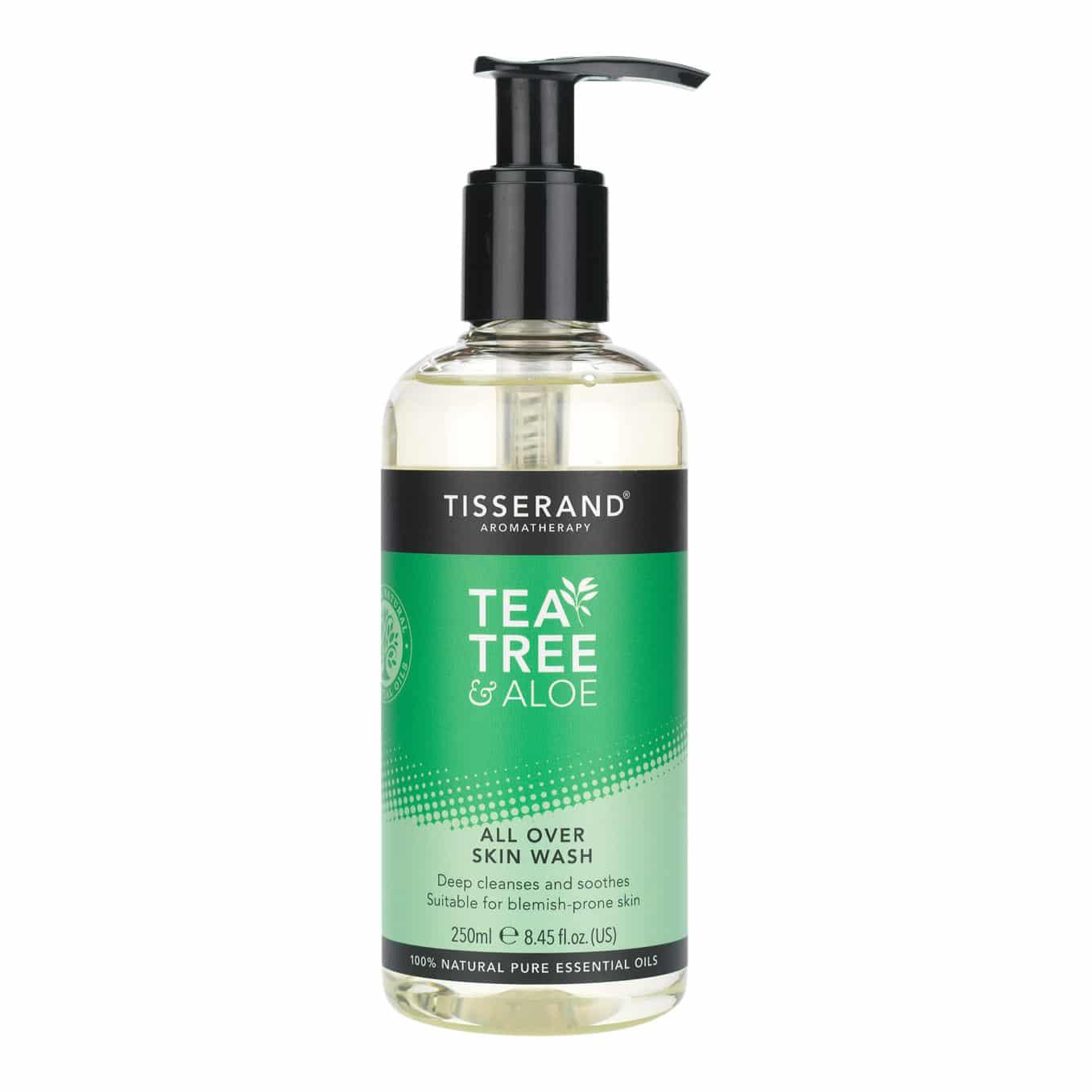 Tisserand Tea Tree Skin Wash