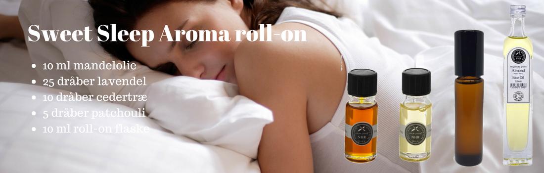 Sweet Sleep æterisk olie