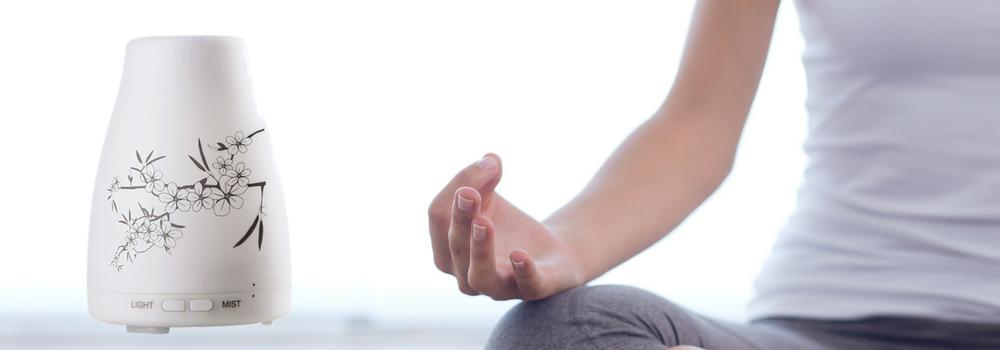 meditation duft til diffuser æteriske olier