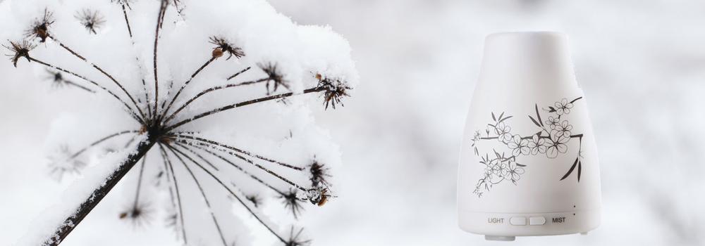 vinteraften duft til diffuser