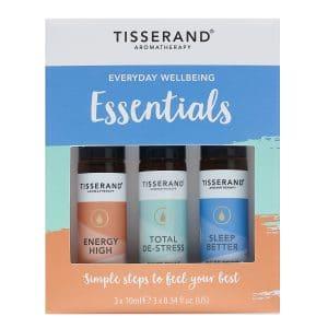 everyday wellbeing essentials