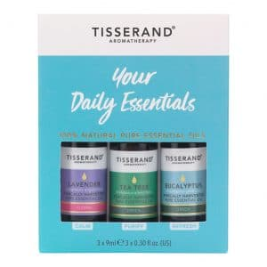 daily essentials essential oils tisserand