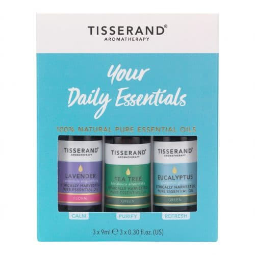 daily essentials essential oils tisserand