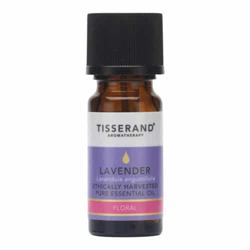 Lavender essential oil Tisserand