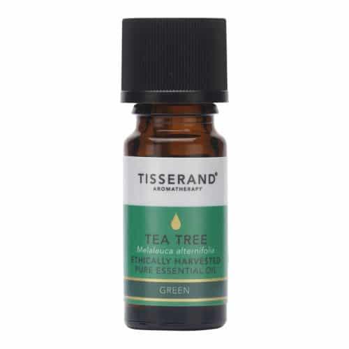 tea tree essential oil tisserand