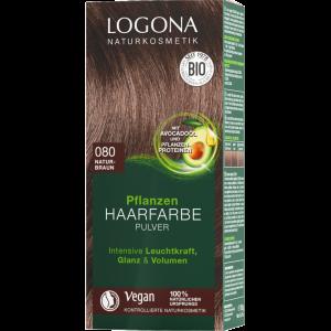 Logona hårfarve naturbrun