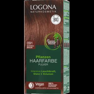 logona hårfarve chokoladebrun