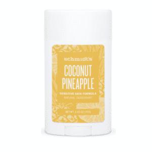 Schmidt's Coconut Pineapple Deodorant