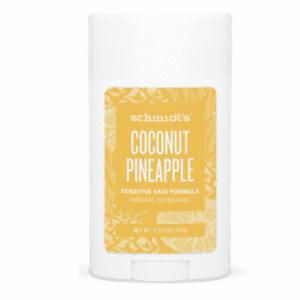 schmidt's sensitive coconut pineapple