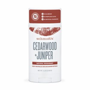 Schmidt´s Deodorant Cedarwood + Juniper 92 gr