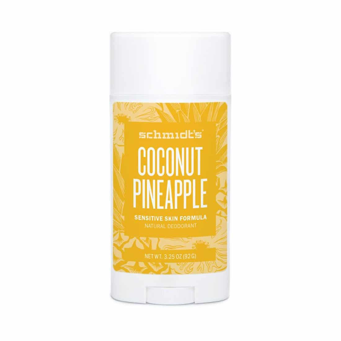 Schmidt´s Sensitive Coconut + Pineapple