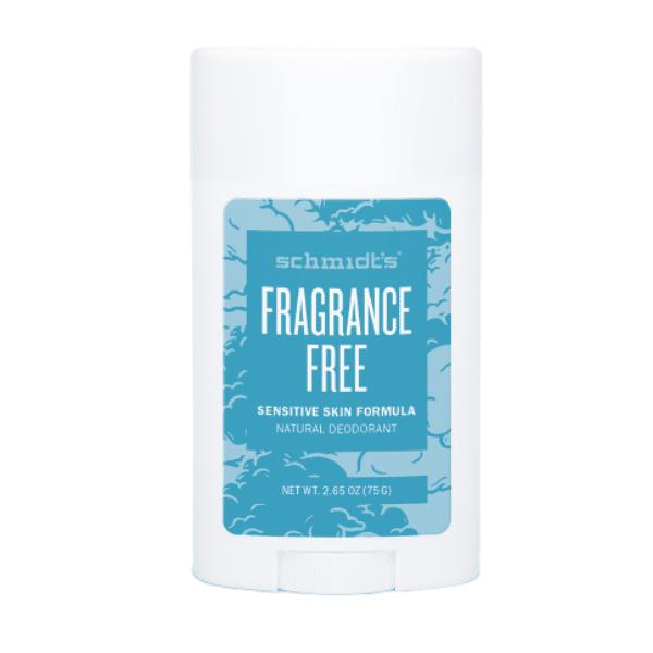 Schmidt´s Deodorant Fragance Free 92 gr