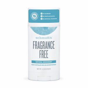 Schmidt's Deodorant Fragance Free Stick