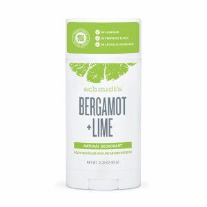Schmidt´s Deodorant Bergamot + Lime