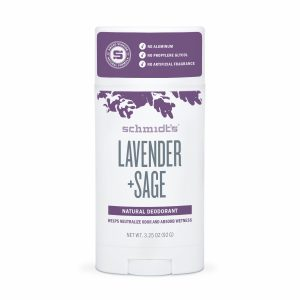 schmidt's deodorant lavender