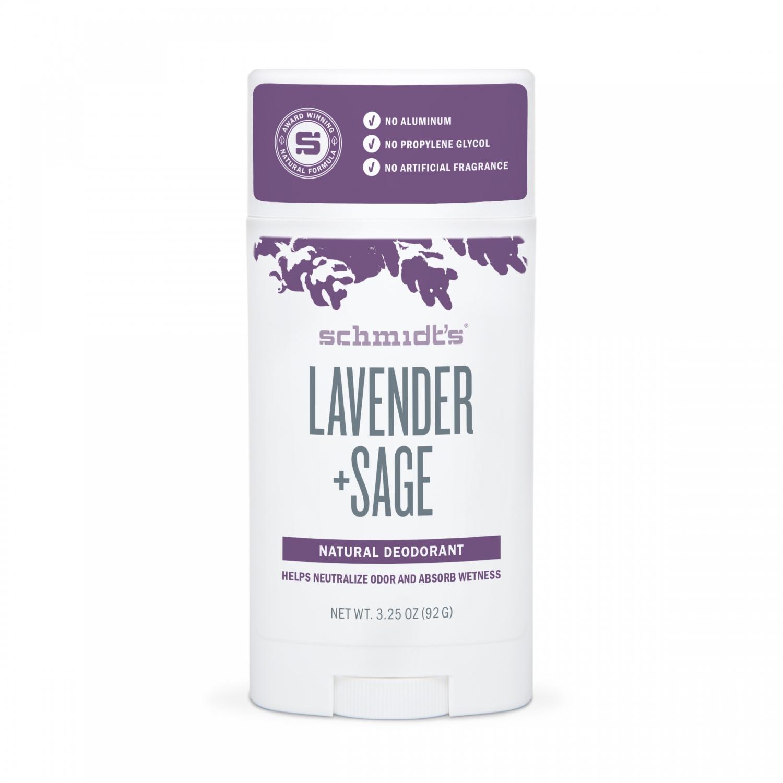 Schmidt´s Deodorant Lavender + Sage