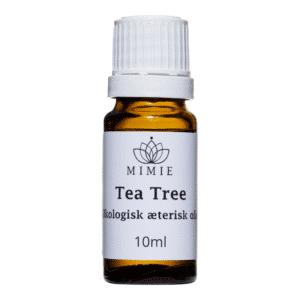tea Tree æterisk olie økologisk aromaterapi