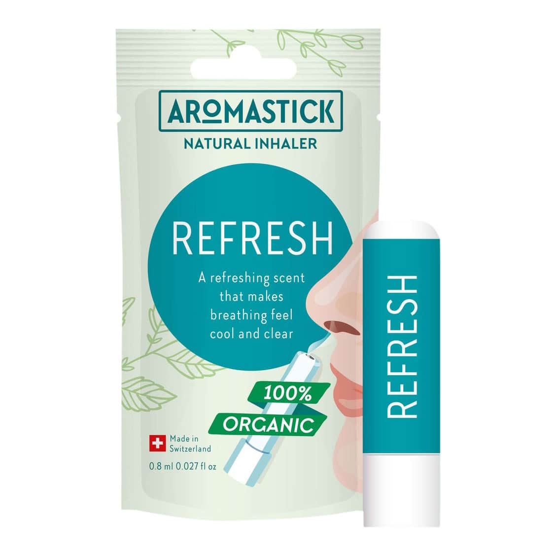 AromaStick Refresh Inhalator