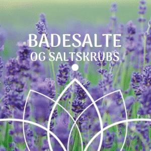 Badesalte & Saltskrubs