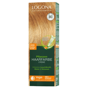 Logona Color Cream Kobberblond