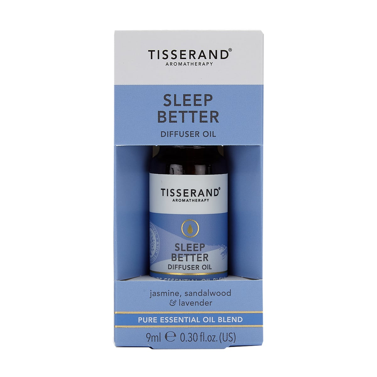 Tisserand Sleep Better til Diffuser