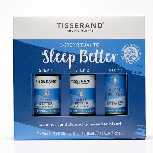 3 Step Ritual to Better Sleep