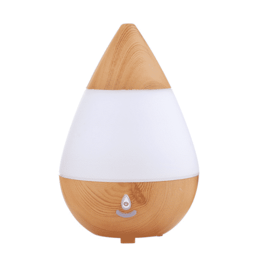 teardrop aromadiffuser æteriske olier aromaterapi