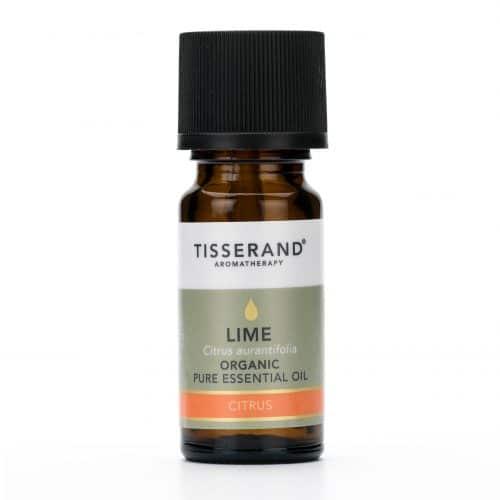 lime æterisk olie tisserand aromatherapy