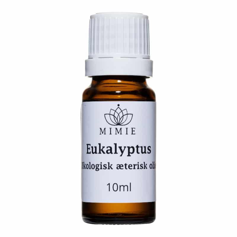 Eukalyptus økologisk æterisk olie
