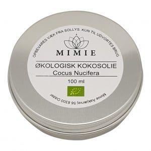økologisk jomfru kokosolie Cocus Nucifera oil