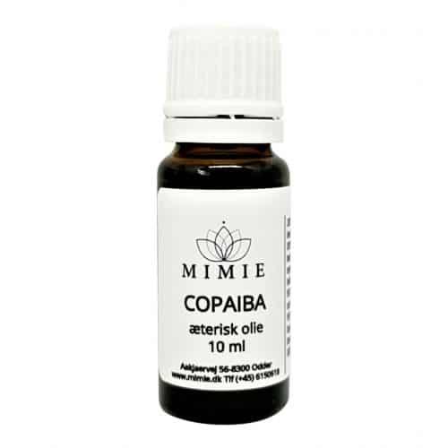 Copaiba Æterisk Olie Copaifera Officinalis