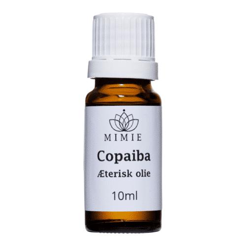 copaiba æterisk olie mimie aromaterapi