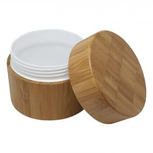 bambus cremebøtte 100 ml