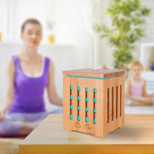 Yoga Lines Aromadiffuser til æteriske olier