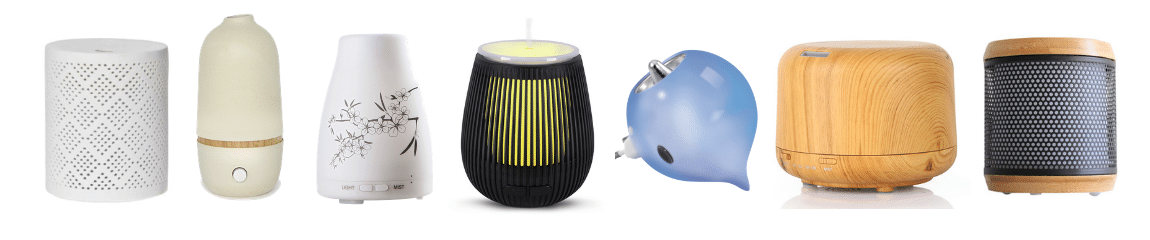 aroma diffusers essential oils