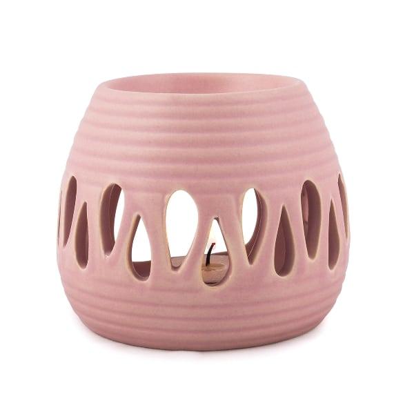 Pajoma duftlampe rosa keramik