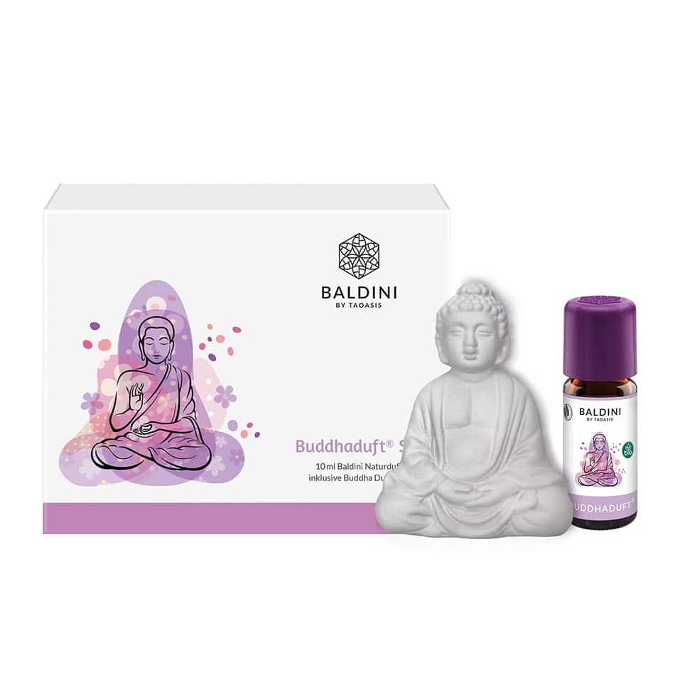 Buddha Duftsæt med Duftsten