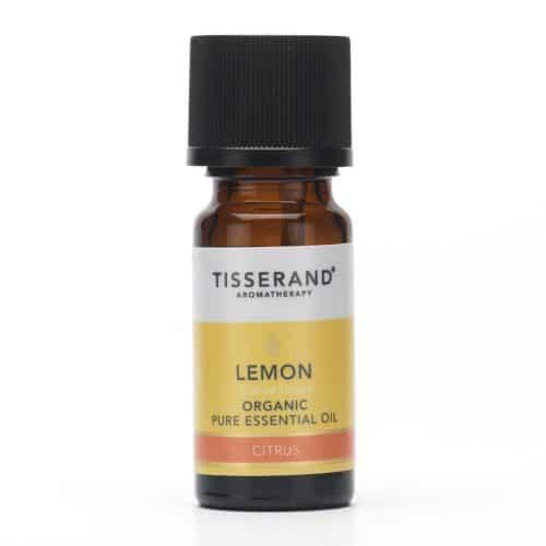citron æterisk olie økologisk tisserand aromatherapy