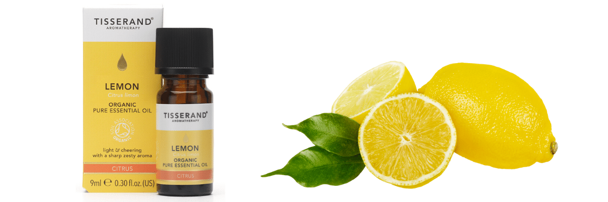 citron æterisk olie lemon essential oil